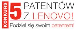 5 patentów z lenovo