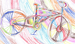 Konkurs na logo projektu dolnośląska polityka rowerowa